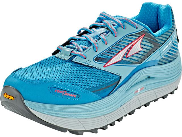 Altra Olympus 2.5 Trail Running Shoes Damen blue